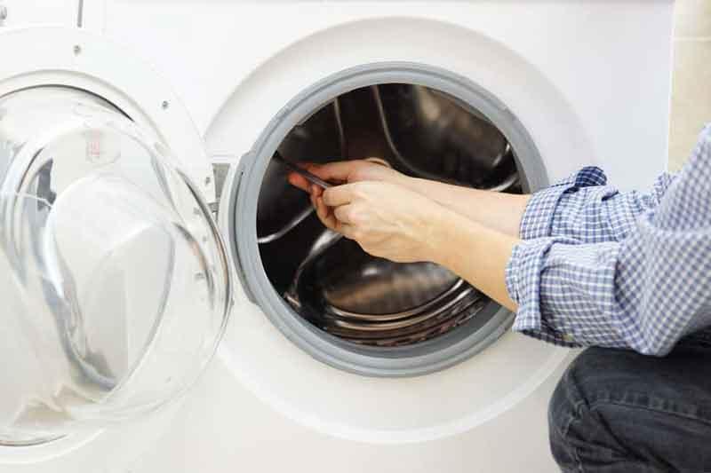 خاموش شدن ناگهانی ماشین لباسشویی