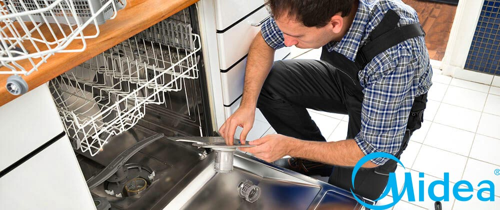 نمایندگی تعمیرات ماشین ظرفشویی مدیا