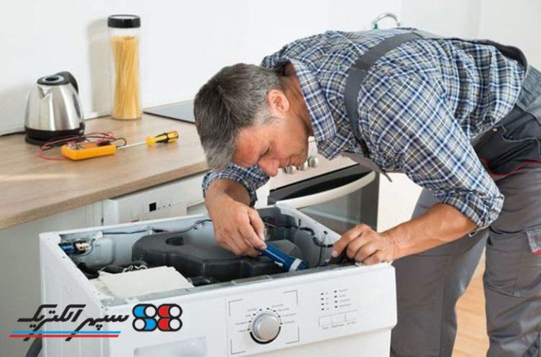 نمایندگی تعمیرات ماشین لباسشویی مدیا