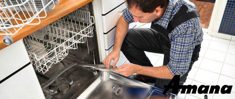 نمایندگی تعمیرات ماشین ظرفشویی آمانا