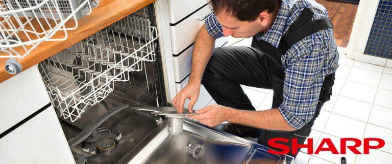 نمایندگی تعمیرات ماشین ظرفشویی شارپ