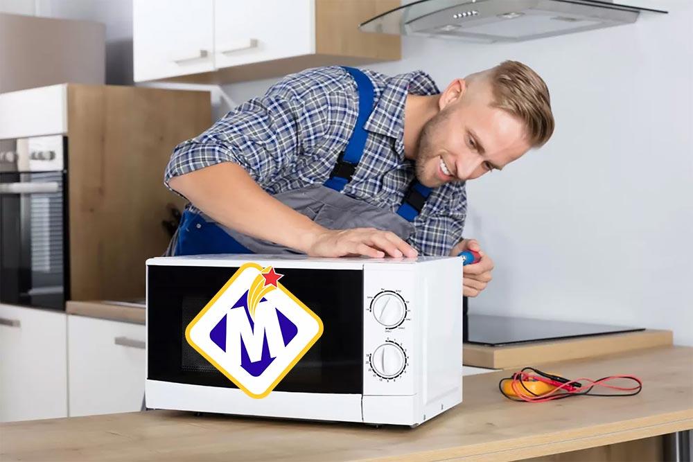نمایندگی تعمیرات مایکروفر مجیک