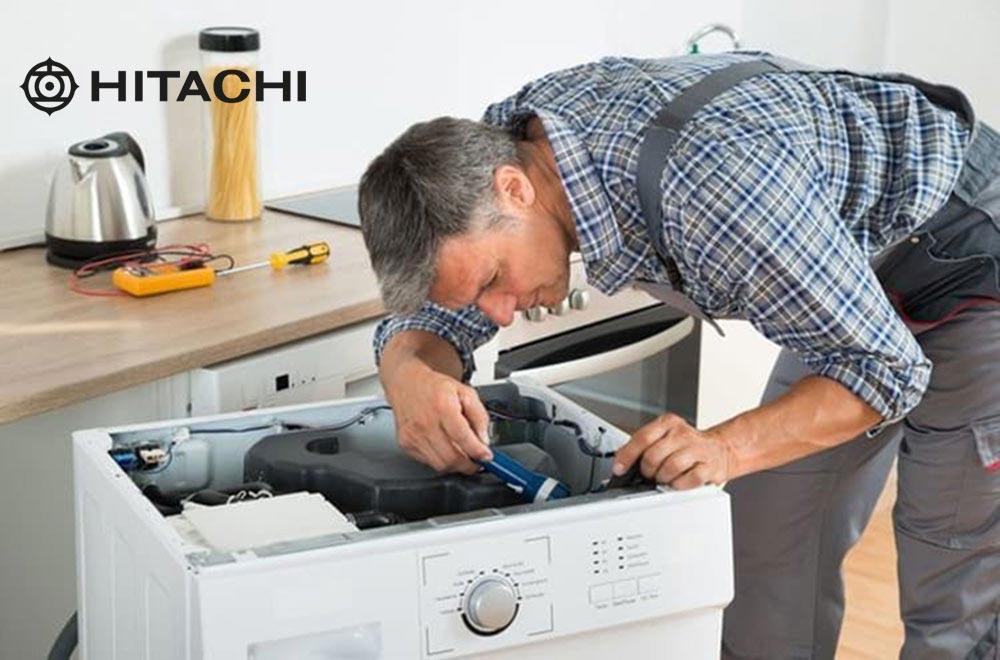 نمایندگی تعمیرات ماشین لباسشویی هیتاچی