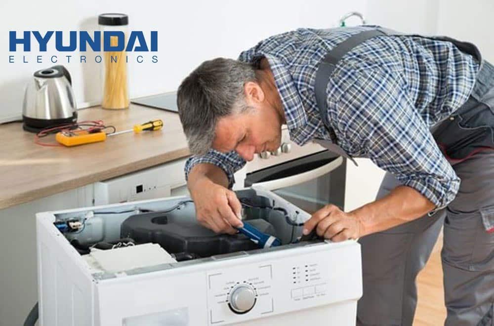 نمایندگی تعمیرات ماشین لباسشویی هیوندای