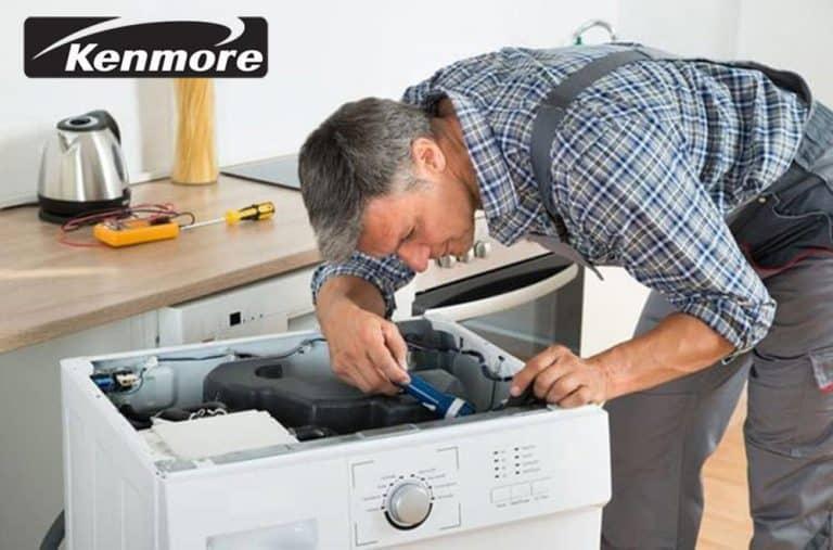 نمایندگی تعمیرات ماشین لباسشویی کنمور