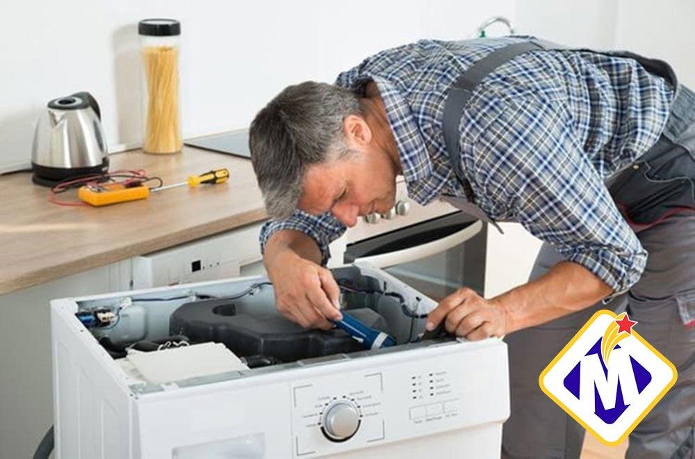 نمایندگی تعمیرات ماشین لباسشویی مجیک