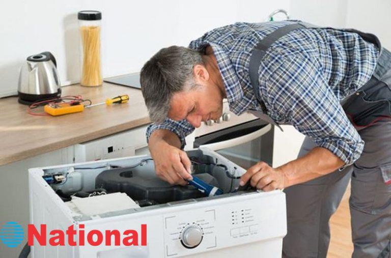 نمایندگی تعمیرات ماشین لباسشویی ناسیونال